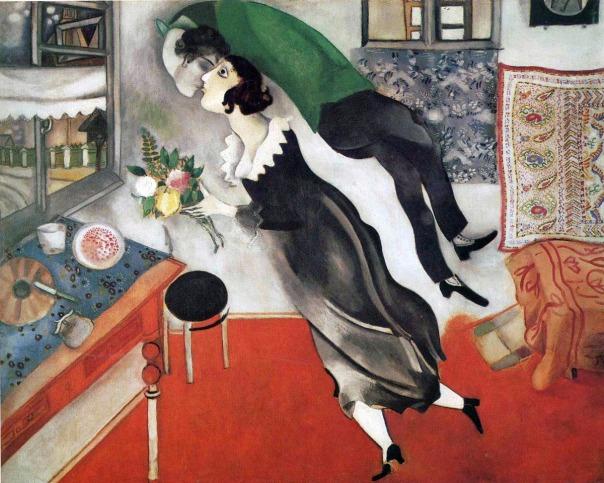 chagall-arte