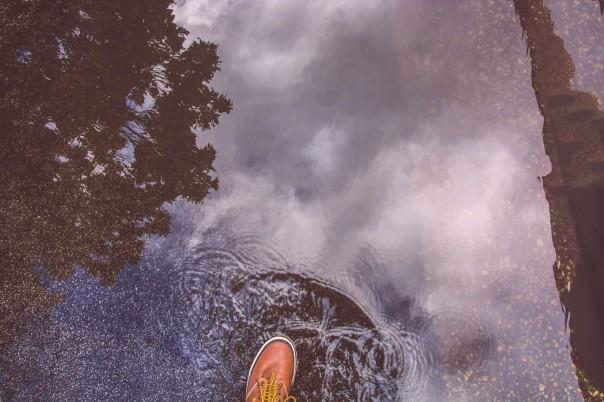 water-rain-boots